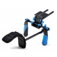 Ringlight Rig RL-02+ Set (F0, M1, top handle + weight)